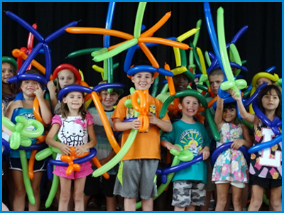 balloon twisting classes central florida