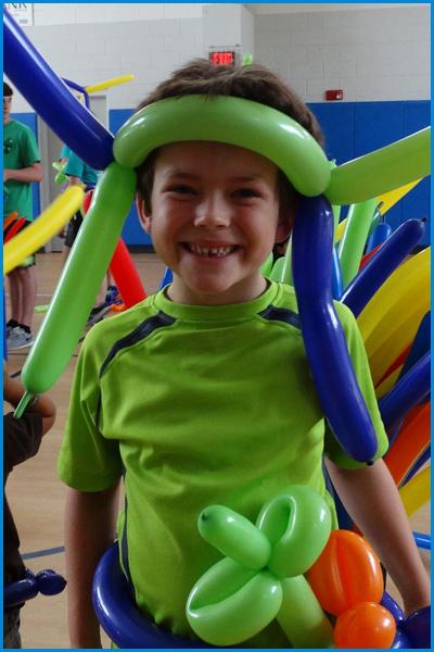 Big Idea Balloons Children S Party Entertainment In Orlando
